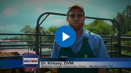 Dr. Kirksey DVM
