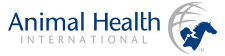 Animal Health International logo
